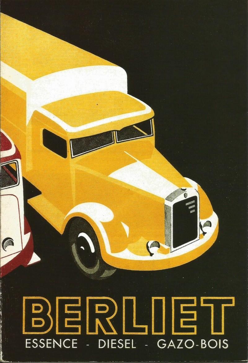 Pub , catalogues et livres sur BERLIET - Page 2 Berlie19
