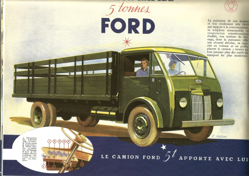 Pubs et catalogues FORD FRANCE Ford_410