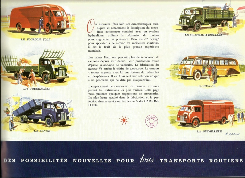 Pubs et catalogues FORD FRANCE Ford_510