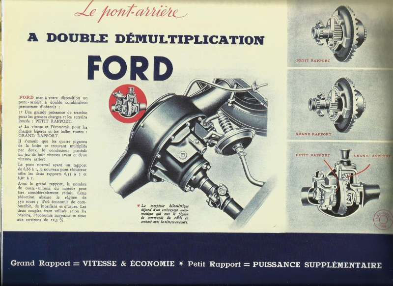 Pubs et catalogues FORD FRANCE Ford_610