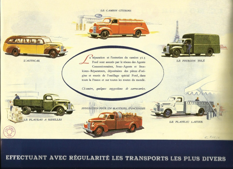 Pubs et catalogues FORD FRANCE Ford_910