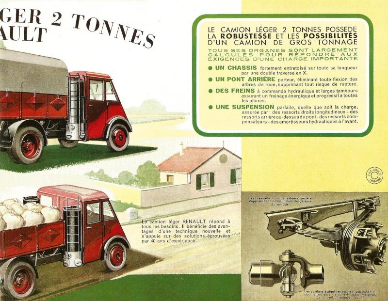 Pub et catalogues RENAULT....les camions Renaul12