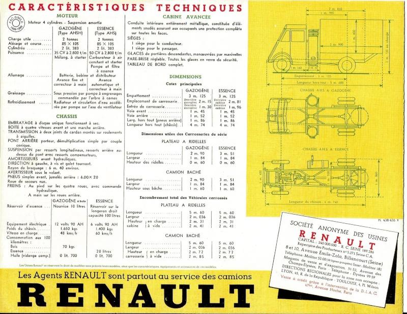 Pub et catalogues RENAULT....les camions Renaul13