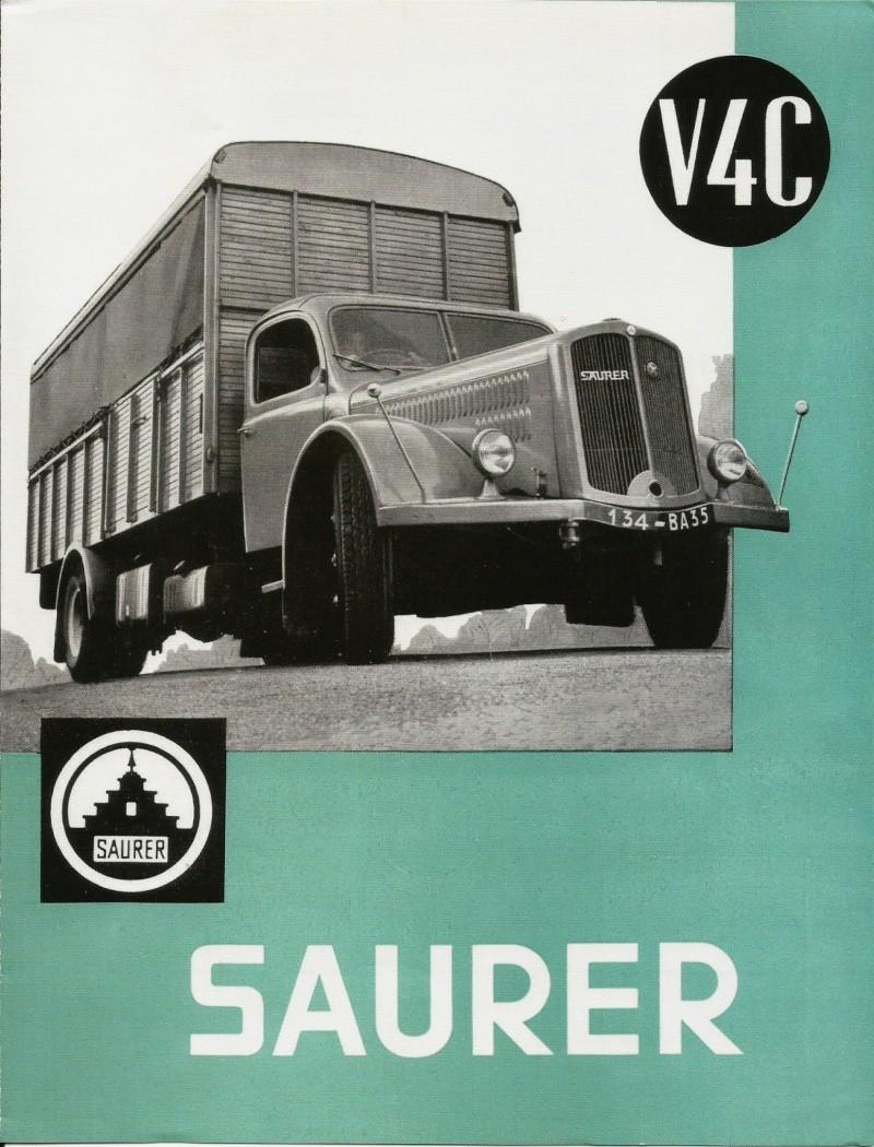 Utilitaires et poids-lourds  non Citroën ... - Page 15 Saurer10