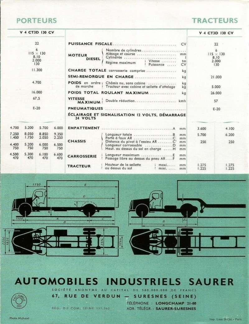 Utilitaires et poids-lourds  non Citroën ... - Page 15 Saurer13