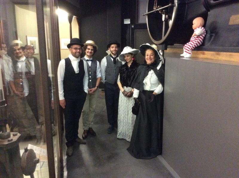 Nuit des Musées en Vendee, animation BdV, les photos Img_8711