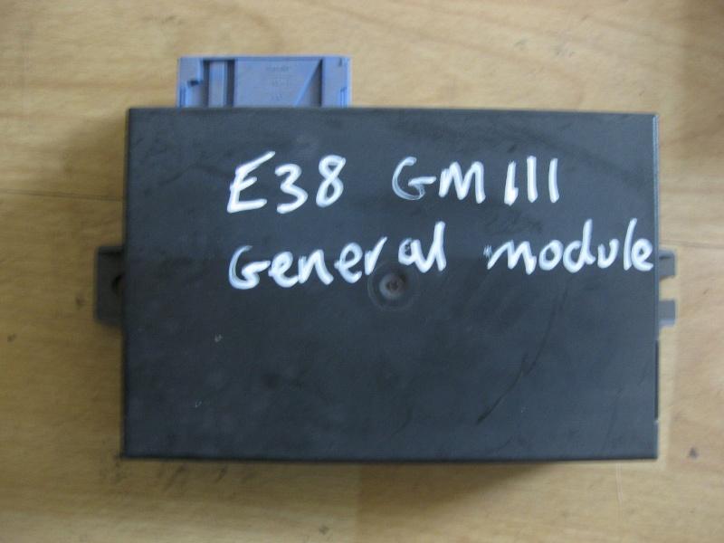 [ BMW E38 V8 M60 3.0 an 1994 ] codes restent allumés clés sorties et voiture fermée Genuin10