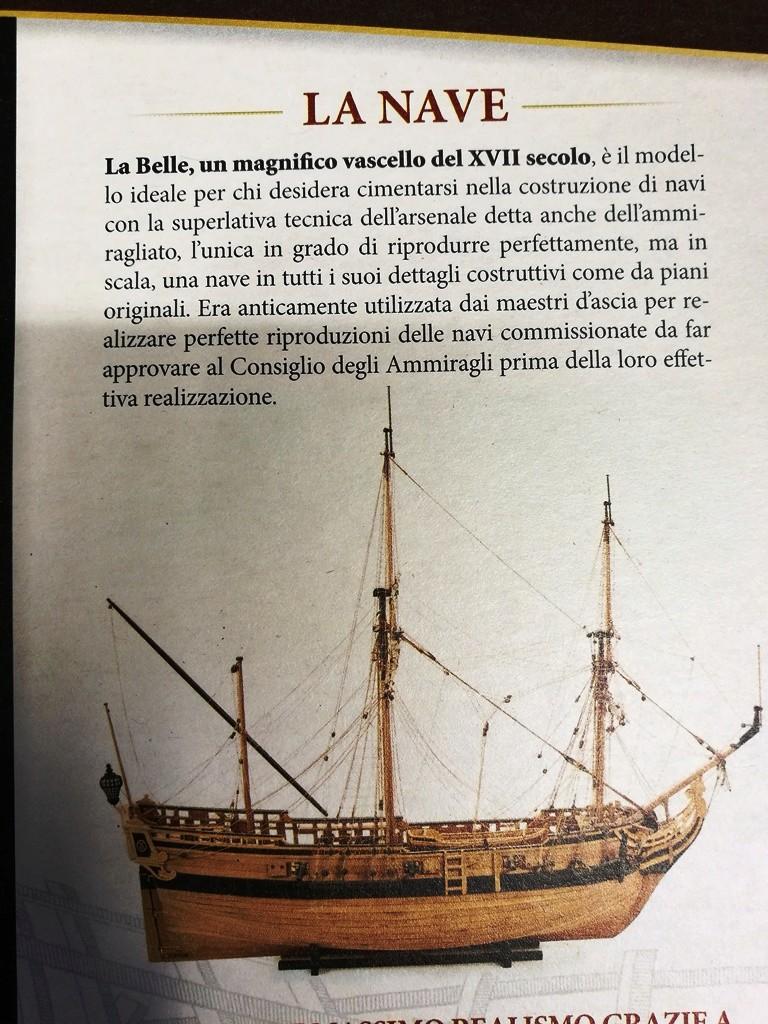 """Quale giudizio su """"La Belle"""" della Hachette? Foto10"""