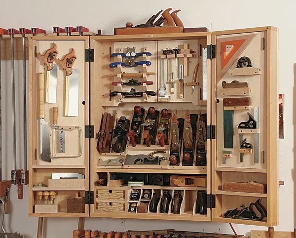 Armoire pour outils à main Armoir11