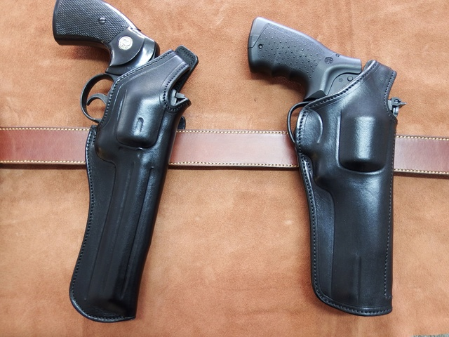 """HOLSTER""""COMBAT"""" by SLYE  Combat11"""