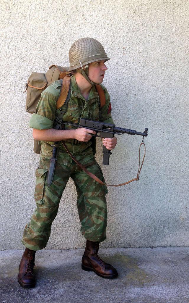"""Caporal Chef 2e RPC - """"Crise de Suez"""" Ok317"""