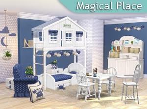 Комнаты для младенцев и тодлеров   - Страница 4 Uten_167