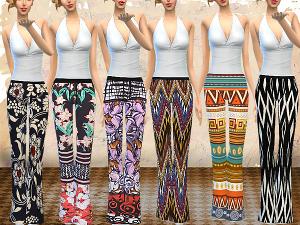 Повседневная одежда (юбки, брюки, шорты) - Страница 3 Uten_n52