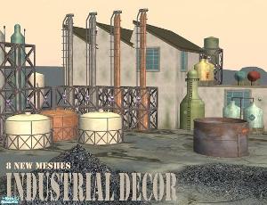 Дворовые объекты, строительный декор - Страница 8 Uten_n57