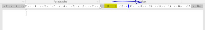 Impossible de modifier la largeur de colonnes dans Word ? Modifi10