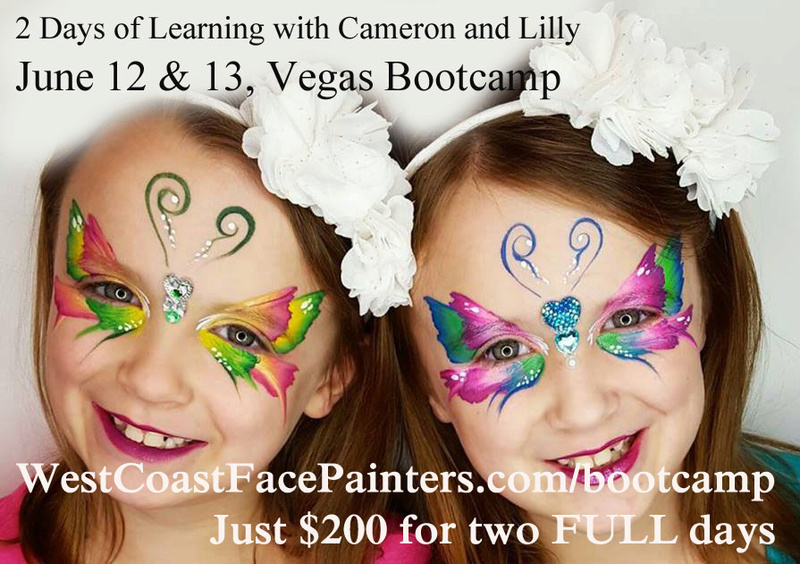 Las Vegas Bootcamp with Lilly Walters and Cameron Garrett Camero10