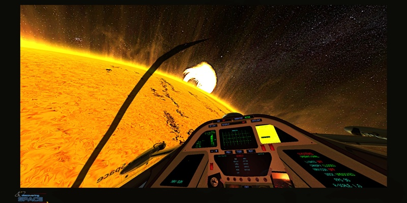 [Experience VR] Discovering Space 2 Screen15