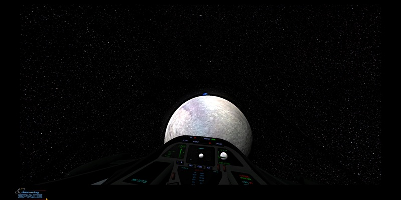 [Experience VR] Discovering Space 2 Screen21