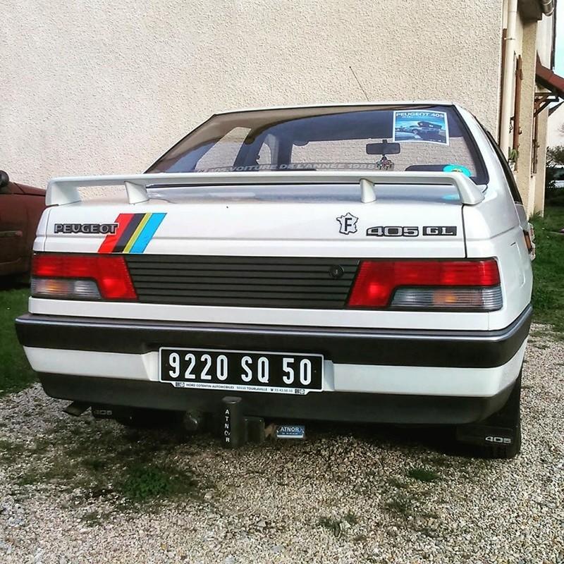 [GL + Husky-28] Peugeot 405 GL et Husky et autre discussion - Page 21 Img_2715