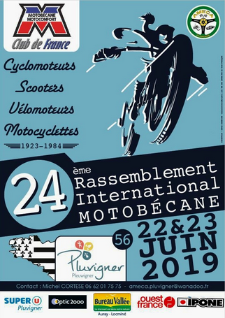 Rassemblement Motobecane Affich10