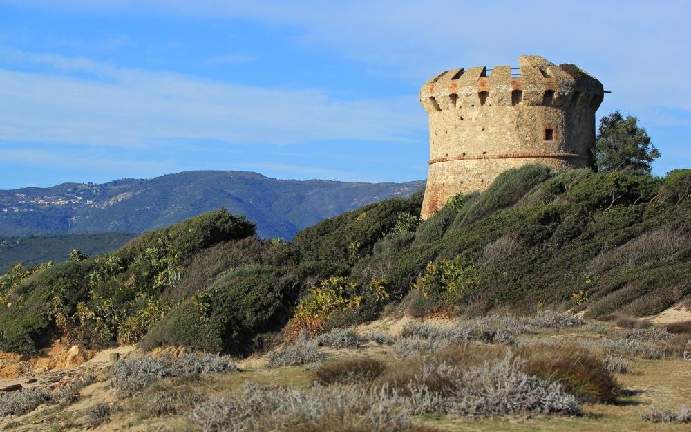 Les Tours Génoises du littoral Corse Img_6712