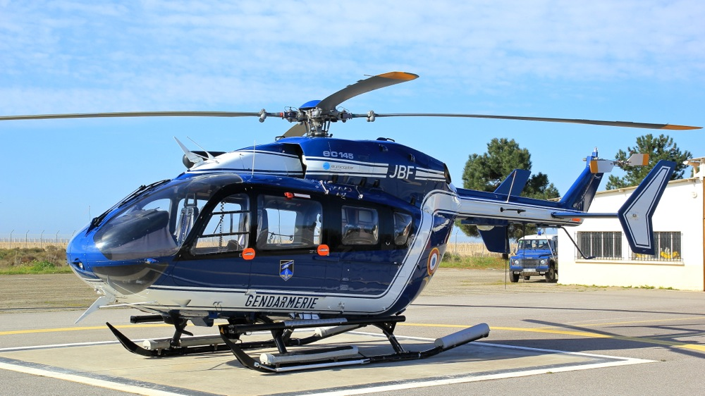 Détachement Hélicoptère Gendarmerie d'AJACCIO  -2014- Img_6916