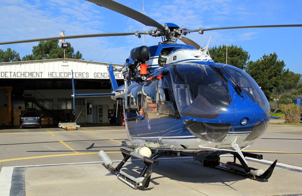 Détachement Hélicoptère Gendarmerie d'AJACCIO  -2014- Img_6917
