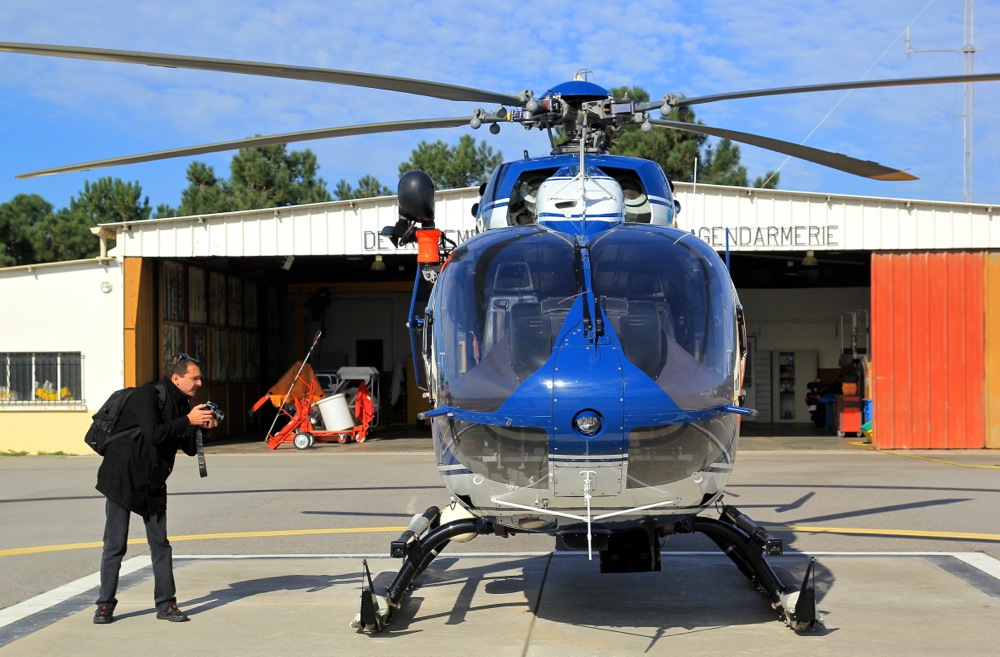 Détachement Hélicoptère Gendarmerie d'AJACCIO  -2014- Img_6918