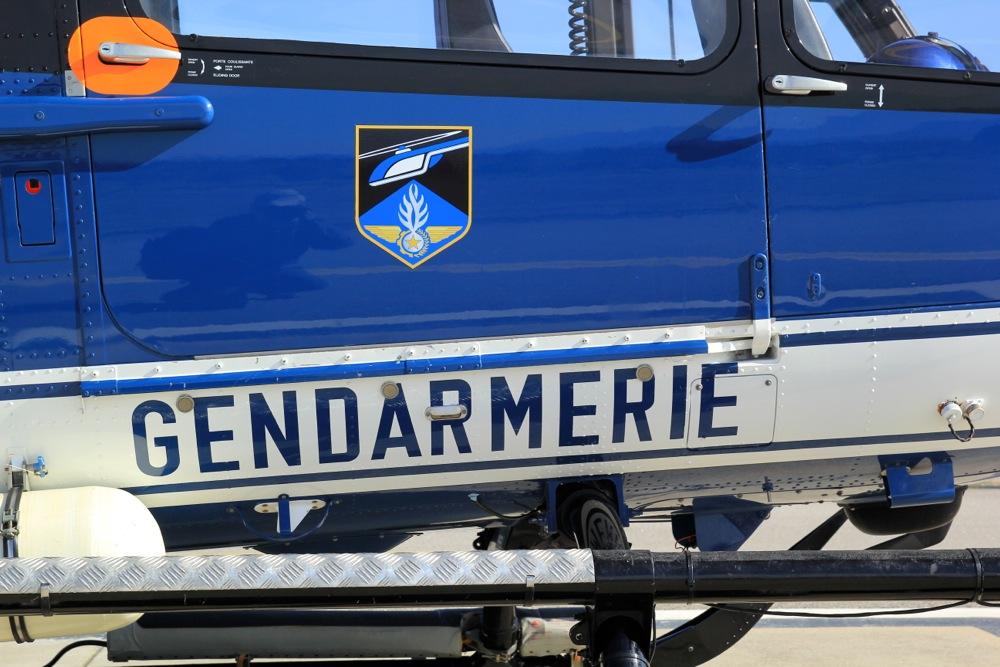 Détachement Hélicoptère Gendarmerie d'AJACCIO  -2014- Img_6919