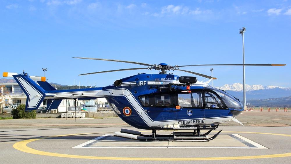 Détachement Hélicoptère Gendarmerie d'AJACCIO  -2014- Img_6921