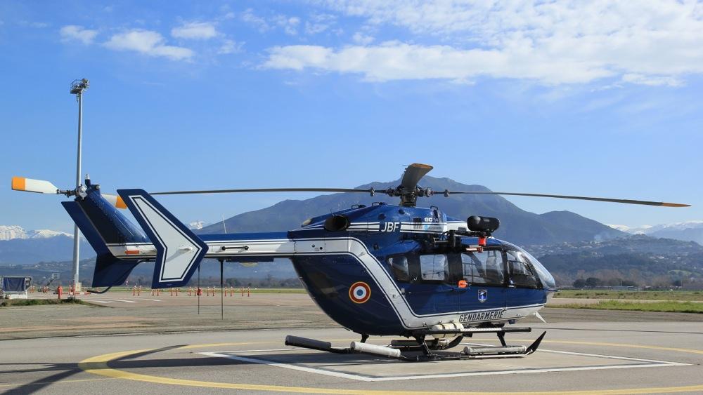 Détachement Hélicoptère Gendarmerie d'AJACCIO  -2014- Img_6922