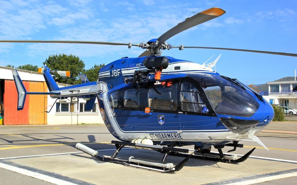 Détachement Hélicoptère Gendarmerie d'AJACCIO  -2014- Img_6926