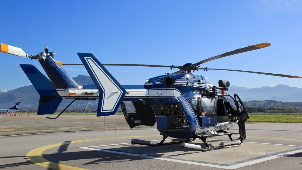Détachement Hélicoptère Gendarmerie d'AJACCIO  -2014- Img_6928