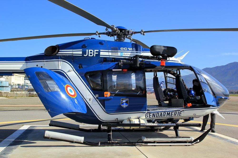 Détachement Hélicoptère Gendarmerie d'AJACCIO  -2014- Img_6930