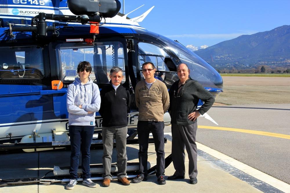 Détachement Hélicoptère Gendarmerie d'AJACCIO  -2014- Img_7010