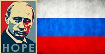 La Russie cherche à déclarer les Témoins de Jéhovah groupe extrémiste. Putin_10