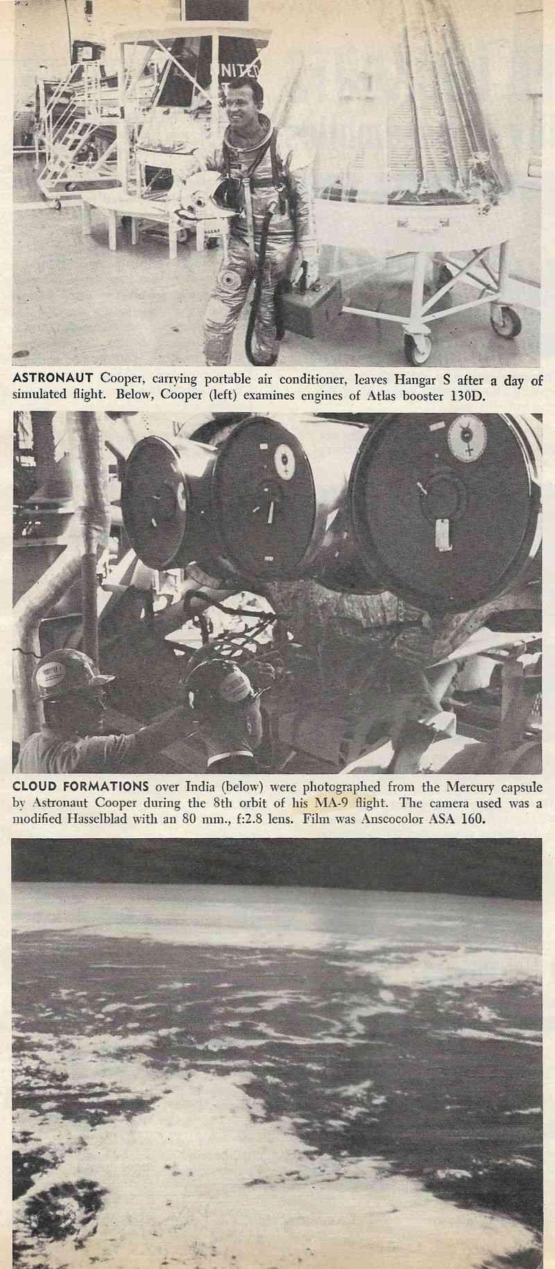 15 mai 1963 - Mercury Atlas  3 - Gordon Cooper 63072210