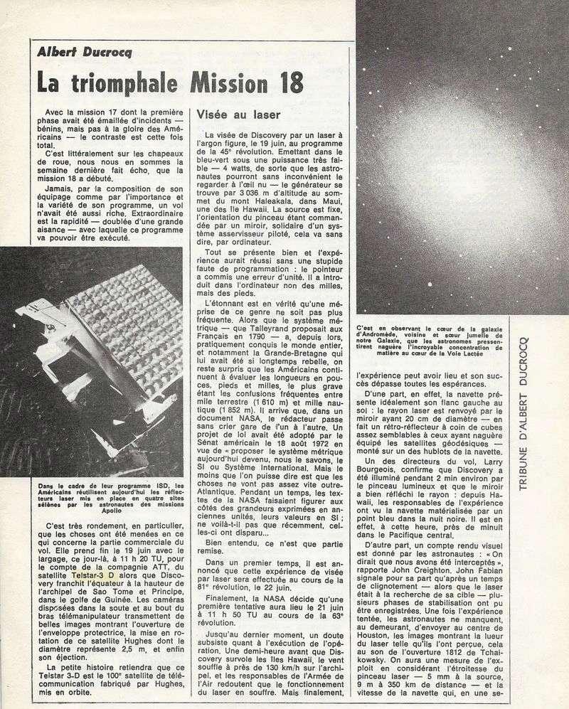 Patrick Baudry - 2ème Français dans l'espace - Page 2 85062910