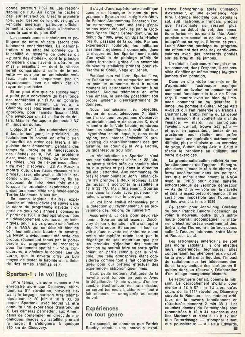 Patrick Baudry - 2ème Français dans l'espace - Page 2 85062911