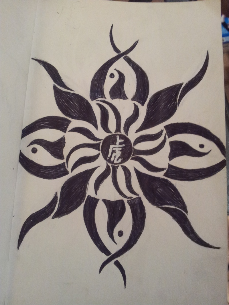 Projet tatoo dans le dos  20131210