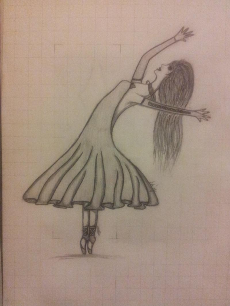 Une Danseuse  20131211