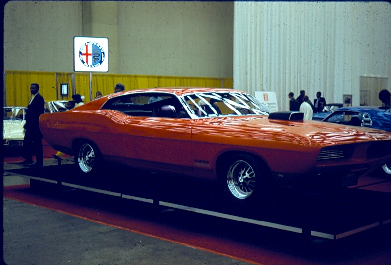 1970 Ford Torino King Cobra Numari10