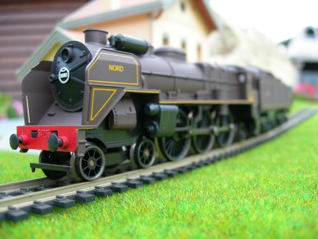 Rendre plus réaliste une locomotive  3-231c10