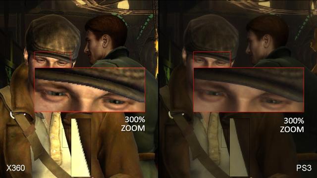 Comparaison entre consoles : le nouveau mode VERSUS de jvc Sabote10