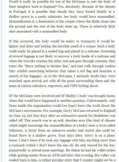'Maddie: Shock new evidence' - Page 2 Bushme10