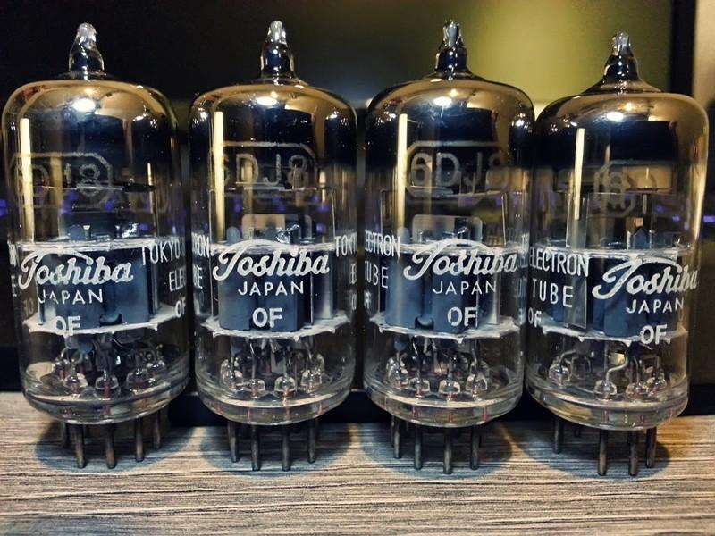 Vacuum Tube, 12au7, 12ax7, 6dj8 20130512