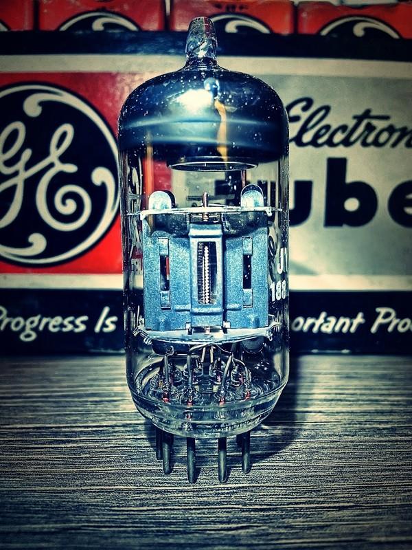 Vacuum Tube, 12au7, 12ax7, 6dj8 20130515
