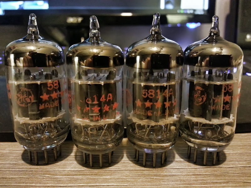 Vacuum Tube, 12au7, 12ax7, 6dj8 20130520