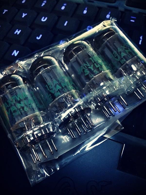 Vacuum Tube, 12au7, 12ax7, 6dj8 20130611