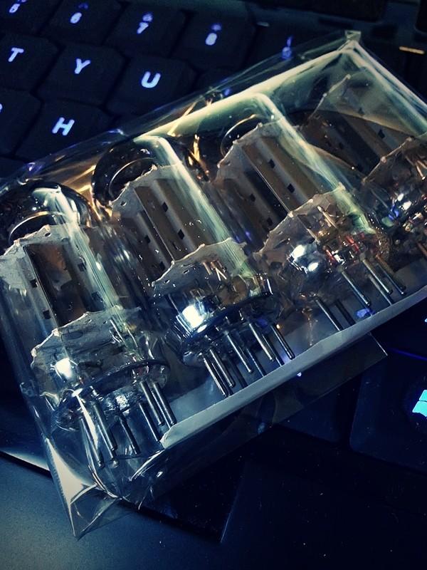 Vacuum Tube, 12au7, 12ax7, 6dj8 20130612